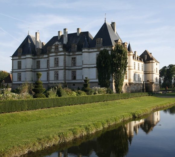 Chateau Besseuil Activites Week End Chateau Bourgogne