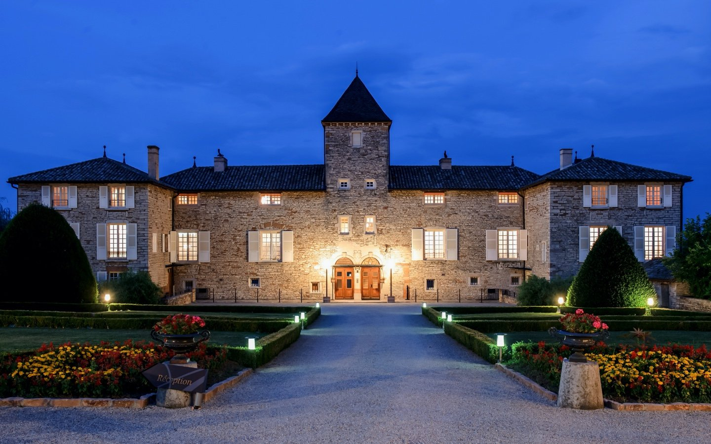 Chateau Besseuil Erreur 404