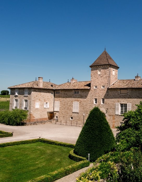 Chateau Besseuil Relais Chateau Bourgogne