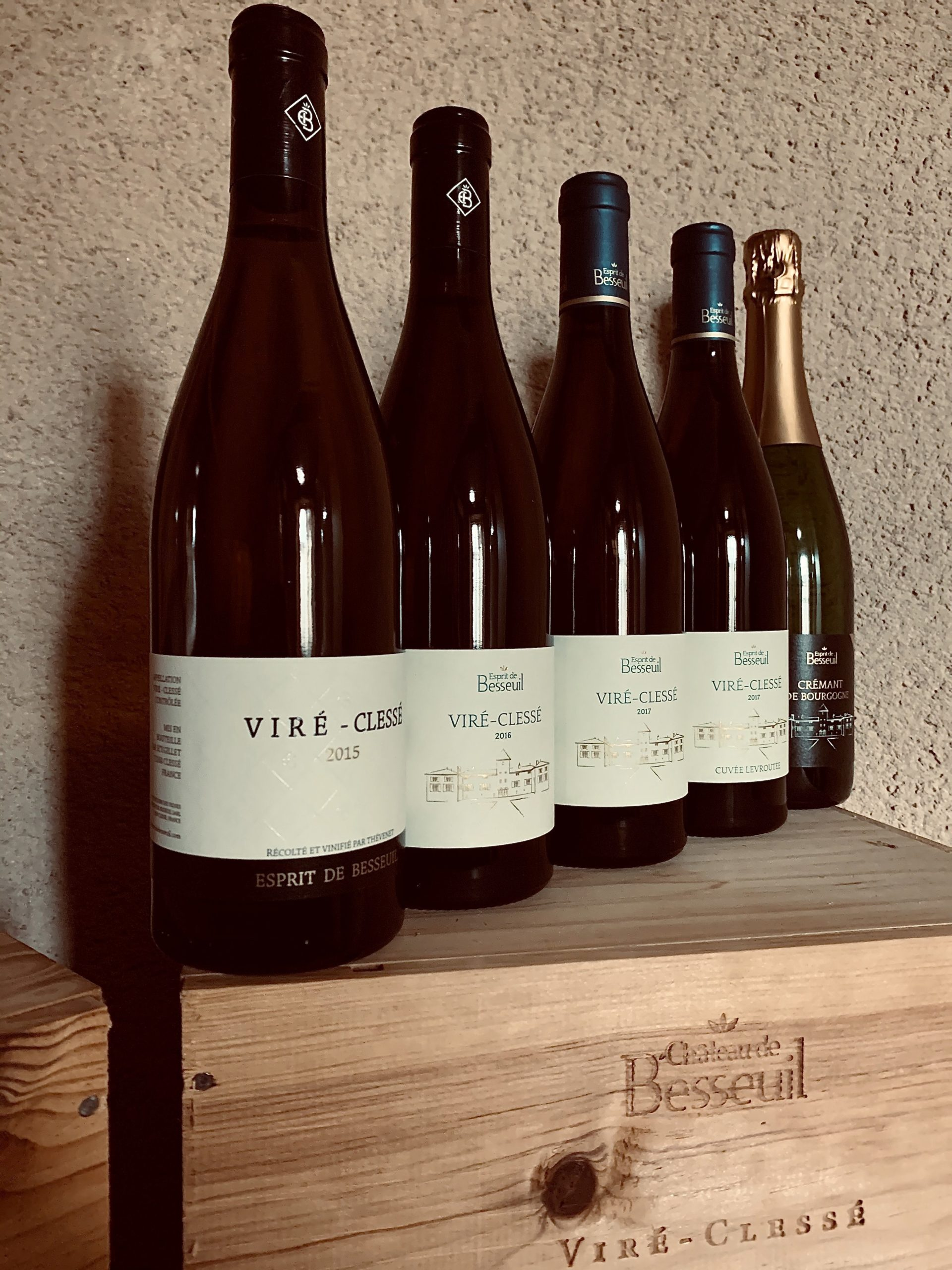 Millésimes Vin Esprit de Besseuil
